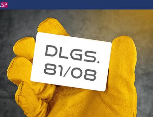 Sicurezza: nuovo aggiornamento per il Dlgs 81/08, ecco le novità